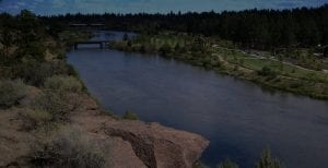 Bend oregon river